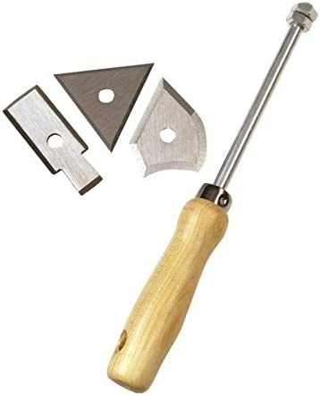 PINTURA de juntas rascador universal otger lensker rasqueta cuchilla reemplazable