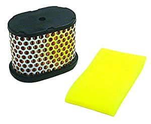 Prime Line 7-08305-1 Air Filter with Pre-Filter Replacement for Model Briggs and Stratton 498596, 690610, 697029
