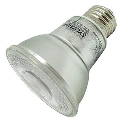 Sylvania 78982 - LED8PAR20DIM827NFL25GL1W 8-Watt (60W Equal) 2700K PAR20 Dimmable NFL25 Ultra LED Glass Lamp