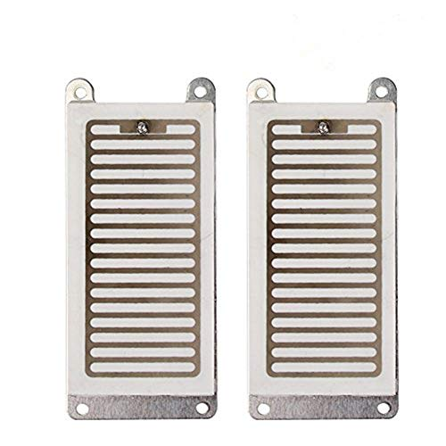 MIFXIN 2 x Replacement 20000mg/h Ozone Plate for Ozone Generator Ozone Disinfection Purifier