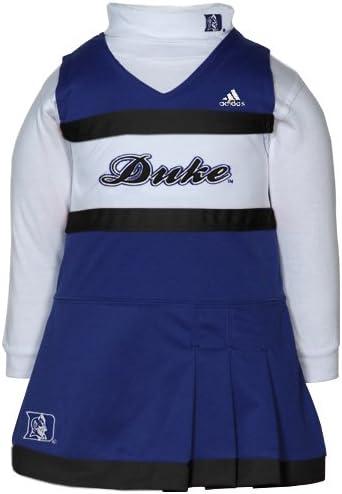 Duke Blue Devils Onesie Love Watching With Daddy Baby Short Sleeve Bodysuit
