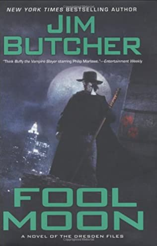 book cover of Fool Moon
