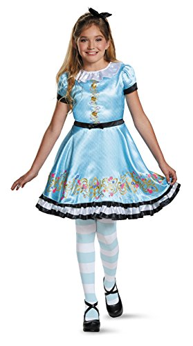 Ally Deluxe Descendants Wicked World Disney Costume, (Disney World In Halloween)