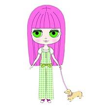 Blythe: General Doll Simply Guava Fashion Doll