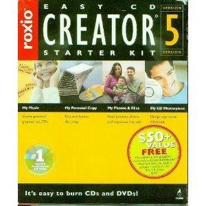 Easy CD Creator Starter Kit