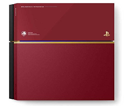 PlayStation-4-METAL-GEAR-SOLID-V-LIMITED-PACK-THE-PHANTOM-PAIN-EDITION-Japan-import