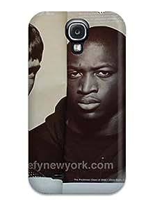 Premium Tpu Dwayne Wayde Cover Skin For Galaxy S4