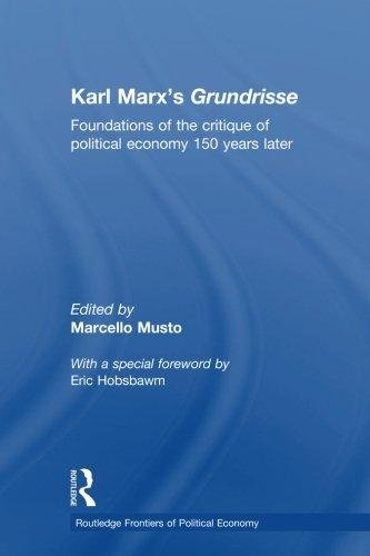 Karl Marxs Grundrisse (Grundrisse Foundations Of The Critique Of Political Economy)