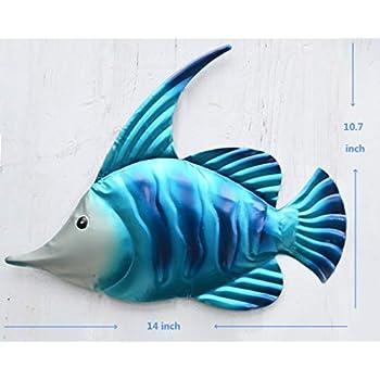 Best Metal Fish Wall Art