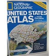 National Geographic United States Atlas for Young Explorers (Exclusive Expanded Third Edition) (2008-05-04)