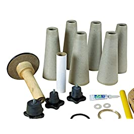Nancys Knit Knacks Cone Winder Adapter Kit