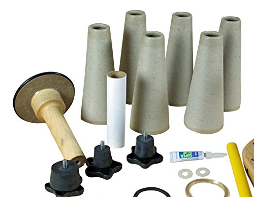 Nancys Knit Knacks Cone Winder Adapter Kit by Nancy's Knit Knacks