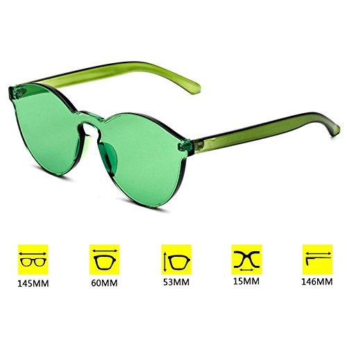 hibote Vert UV400 int¨¦gr¨¦es lunettes unisexe soleil de anxqHaUO
