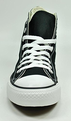 Pictures of Converse Chuck Taylor All Star Hi Men Black 9.5 M US 5