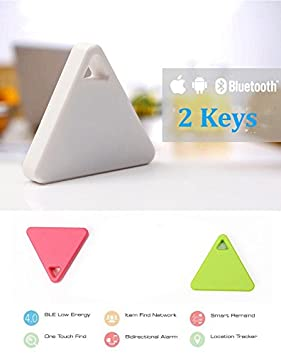 Malawy 2X Bluetooth anti-lost Keyfinder Sucher buscador ...