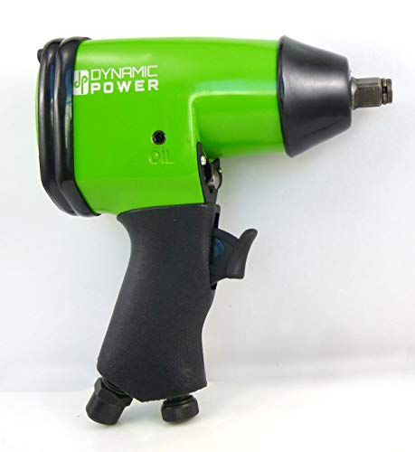 Dynamic Power Air Impact Wrench, 1/2 Inch, Composite Impact Wrench by Dynamic Power (Image #6)