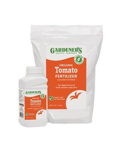 GSC Organic Tomato Fertilizer Lb