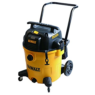 DeWalt DXV16PA Wet/Dry Vacuum -16 gallon, 6.5 HP,, Yellow