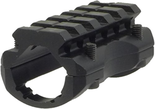 TufForce Barrel Mount, Single Rail, MT-B225C, 5 slots, fit for 19.5 mm / 0.77-23mm/ 0.9