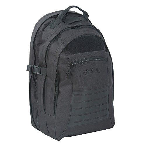 Sandpiper of California Gear Pack/Advetnure Pack Venture Pack, Black