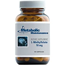 Metabolic Maintenance - 5 MTHF 10mg 90c