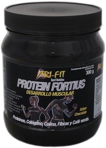 PROTEIN FORTIUS, Concentrado de Proteina Whey + Colageno 300 ...