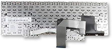 #N/A Claviers De Remplacement Ordinateur Portable pour Lenovo ThinkPad Edge