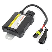 uxcell® Digital HID Xenon Conversion Ballast Replacement 35W Lamp 12V