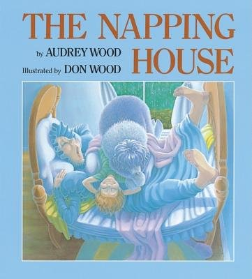 The Napping House[NAPPING HOUSE-BOARD][Board Books]