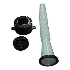 1 Gas Can Spout Replacement with Gasket,...