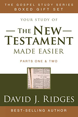 New Testament Made Easier Boxed Set by [Ridges, David J.]