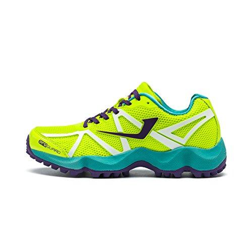 Jazba Violet Lime Hockey De Chaussures 6ZxBCYC