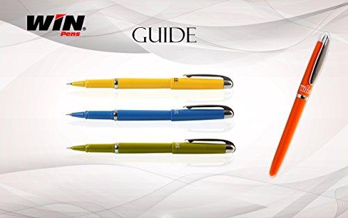 Win Pens Mystic Ball Pen Set - Pack of 20 (Red)