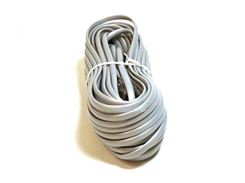 (Monoprice Phone Cable, RJ11 (6P4C), Reverse - 50ft for)