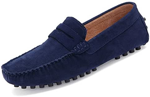 ddaef16926d 0 bình luận. Từ Mỹ. ROCOKE Men s Suede Leather Loafers ...
