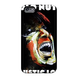 Scratch Resistant Hard Phone Cover For Iphone 6 With Unique Design High-definition Foo Fighters Skin ChristopherWalsh