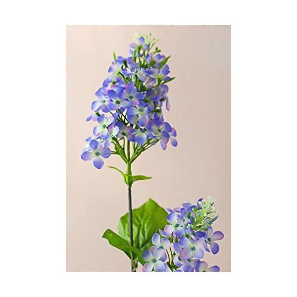 Richland Purple Lilac Flowers 29.5″ Set of 12