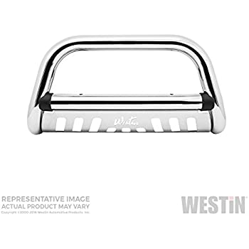 Westin 33-2065 Ultimate 2.5 Diameter Black Bull Bar