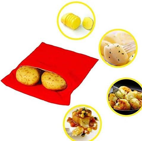 Amazon.com: Bolsa de patatas para microondas, unop 2-Pack ...