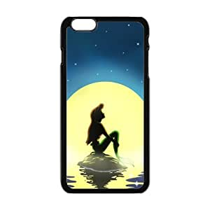 Happy Ariel The Little Mermaid Cell Phone Case for iphone 5c
