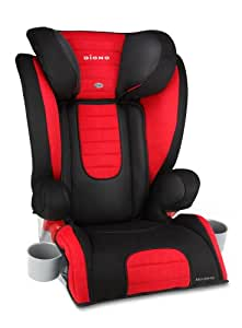 Diono Monterey Red Car Seat Booster (Red)