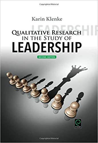 Qualitative Research in the Study of Leadership cover image