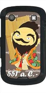 Funda para Blackberry Bold 9900 - Confucio by Los dibujos de Alapapaju