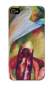 51d35b21763 Case Cover Fish Koi Watercolor Compatible With Iphone 5/5s Protective Case