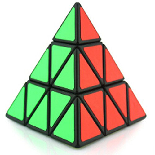 Meishatong Pyraminx Speed Cube Triangle Pyramid Cube Puzzle Toy Pyraminx Speed Cube Triangle Pyramid Cube Puzzle Toy (4 Dollars Toys)
