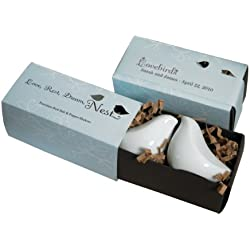 Weddingstar Love Bird Salt and Pepper Shakers in Gift Package -(8873)
