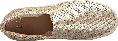 Marc Leder Gold Leather Elise Fisher Fashion Sneaker Frauen twrwqHg