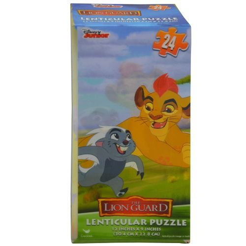 WGI Lion Guard Tower Box Puzzle (24 - Virginia Malls Outlet