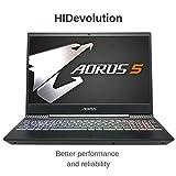 HIDevolution AORUS 5 NA-7US1001SH
