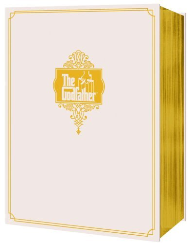 The Godfather - 40th Anniversary Collection by Marlon Brando B01I05S2SS